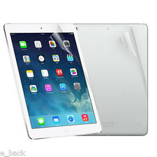 For Ipad Mini 1 2 3 Front And Back Clear Film LCD Screen Protection Covers