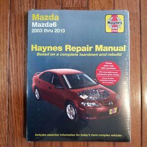 Mazda Haynes Car Truck Service Repair Manuals For Sale Ebay
