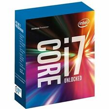 Intel Core i7-7700K Kaby Lake Quad Core CPU LGA 1151 Desktop Processor