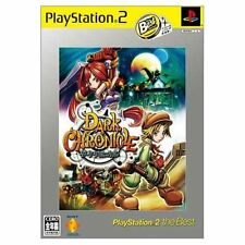 Used PS2 Dark Chronicle PlayStation2 the Japan Import Best
