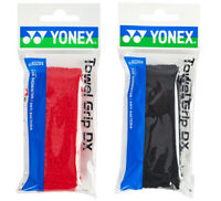 Yonex Badminton Racket Towel Grip Tennis Squash Racquet Cotton 100% 1 PC AC402DX