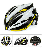 Ultralight Adult Bicycle Helmet &Tail Light Cycling MTB Bike Sport Safety Helmet