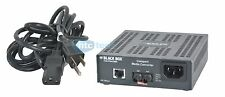 Black Box LHC0051AR4 Compact Media Converter 100Mbps 100-240V AC 50 / 60Hz 1.5A