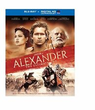 ALEXANDER : THE ULTIMATE CUT  - Blu Ray - Region free for UK