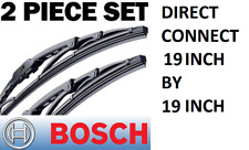 BOSCH Windshield Wiper Blade-Direct Connect Bosch 40519 Set of 2 (PAIR) 19 inch