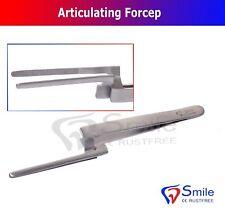 Miller Articulado fórceps atraumática Cirugía Oral Dental Instruments Pinza CE