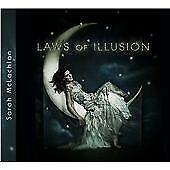 Laws Of Illusion, Sarah Mclachlan CD | 0886975536726 | New