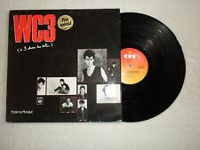 """LP WC3 (A 3 DANS LES WC) """"Moderne musique"""" CBS 85856 µ"""