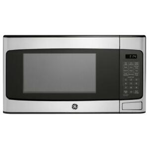 General Electric 1.1 Cu. Ft. Countertop Microwave Oven - Stainless Steel (Mod...