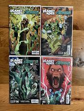 Planet Of The Apes Green Lantern Issues 1-4 Boom! Studios Dc Comics Rare Lot Set