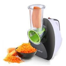 NutriChef PKELS70_0 Salad Shooter / Salad Maker / Electric Slicer, Chopper