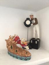 DISNEY TRADITIONS JIM SHORE - SCROOGE MC DUCK TREASURE DRIVE- ZIO PAPERONE
