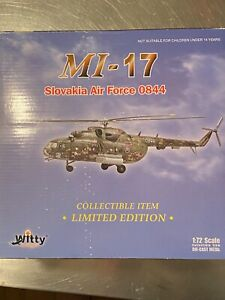 MI-17 - WITTY WINGS 1/72 DIECAST HELICOPTER