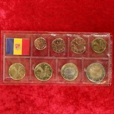 Andorra Münzen 1 Cent bis 2 Euro Kursmünzensatz KMS unzirkuliert 2014 2017