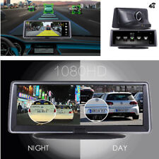 "7.84"" HD Touch Screen Dual Lens Car DVR GPS Navigation Bluetooth G-sensor WIFI"