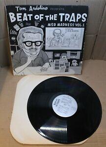 Tom Ardolino Beat Of The Traps MRS Madness Vol.1 LP