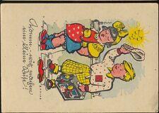 Kunst & Kultur Ansichtskarten aus Deutschland mit dem Thema Künstlerkarte