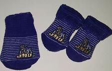 Infant Knit Collegiate Sock Lot- James Madison University 2 Pair Pack