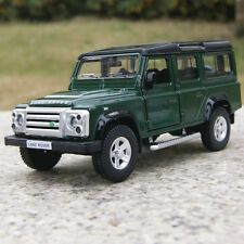 """Land Rover Defender 5.3"""" Model Cars Alloy Diecast Pull-back motor Toy 1:36 Gifts"""