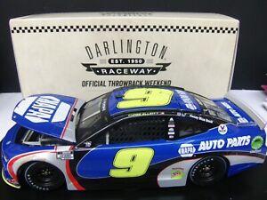 NEW Chase Elliott 2020 NAPA Darlington #9 Camaro ZL1 NASCAR 1/24 CUP
