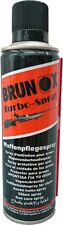 Brunox Turbo Waffenpflegespray 300 ml Waffenöl Waffenreiniger Jagd Sportschützen