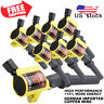 DG508 Set of 8 Ignition Coil For Ford Multispark Blaster Epoxy 4.6L 5.4L FD503