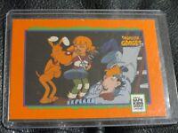 INSPECTOR GADGET Trading Card National Safe Kids Campaign Promo