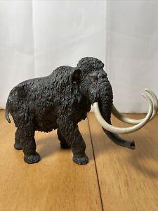 "Safari LTD Carnegie 2002 Woolly Mammoth Figure Retired 8"""