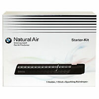 Genuine BMW Natural Air Car Air Freshener Starter Kit Incl. 1 x Fragrance Stick