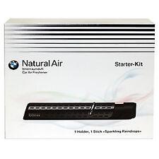 Genuine BMW Natural Air Car Air Freshener Starter Kit Incl. 1 x Fragrance Stick