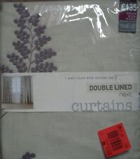 NEXT Tab Top Curtains & Pelmets