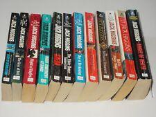 Jack Higgins 12 Softcover Book Lot