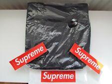 Supreme F/W 2020 Canvas Tote Bag Black Box logo/TNF/Mountain