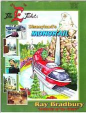 THE E TICKET #36 - Disneyland magazine fanzine - Ray Bradbury, THE MONORAIL
