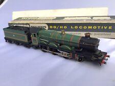 """VINTAGE WRENN RAILWAYS 00 / H0 LOCOMOTIVE GW """" CARDIFF CASTLE """" W2221"""""""