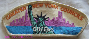 BG10969 - PATCH GREATER NEW YORK COUNCILS QUEENS - BOYS SCOUTS