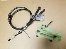 04-08 acura TSX K24A2 K24 shift shifter cable cables box linkages manual 6 speed