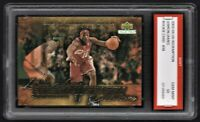 2003/04 LeBron James Upper Deck Redemption Rookie 1st Graded 10 Lakers Card #38