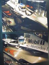 Photo West McLaren Mercedes MP4/14 1999 #1 Mika Hakkinen (FIN) 2 photos #2