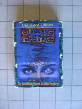 ON THE EDGE TRADING CARD GAME STARTER DECK MTG AD&D  D&D Trident Atlas