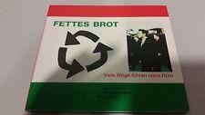 FETTES BROT - Viele Wege Führen Nach Rom  (3-Track CD)  EINS ZWO