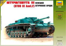 Zvezda 3549 Stug.III Ausf.F  1/35 Sturmgeschütze