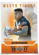 2017 NRL Traders Parallel Special (PS155) Kevin NAIQAMA Wests Tigers