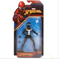 "New Marvel 6"" Spider Man Action Figure Amazing Spiderman Custom Homecoming"