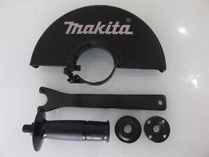Winkelschleifer Makita Schutzhaube und Flex Zuböher 5 Teilige