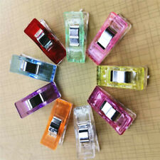 60pcs new patchwork crafts sewing strong edge clip ~##