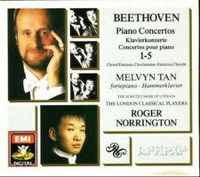 Beethoven: Piano Concertos 1 - 5 - 3 CDs - Tan / Norrington