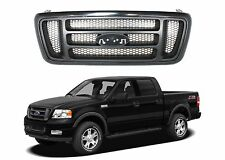 Replacement Black Paintable Grill For 2004-2008 Ford F-150 New Free Shipping USA
