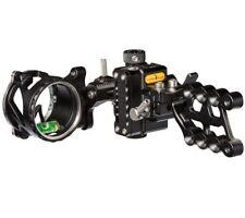 "Trophy Ridge React Alpha Rh .019"" pin Compound Bow Sight Black w/ Light"