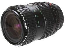 Pentax A zoom Lens 28-80mm Macro 3.5-4.5 mount Pentax PK (Réf#E-166)